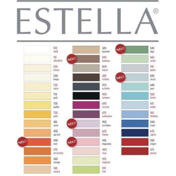 Простыня на резинке Estella 110/elfenbein