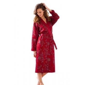 Халат женский Morgenstern 5630 Rot