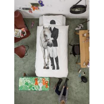 Комплект постельного белья SNURK Жокей 150/200 см.