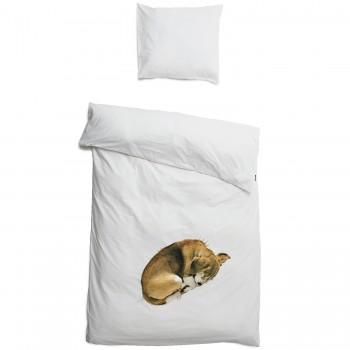 Комплект постельного белья SNURK Собака Боб 150/200 см.