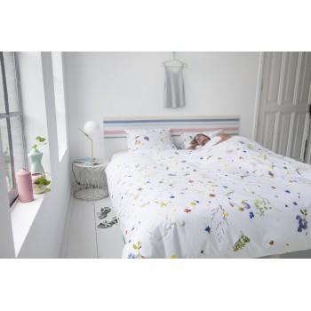 Двуспальный комплект постельного белья SNURK Цветочные поля 200/220см.
