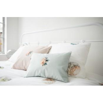 Комплект постельного белья SNURK Помпон 150/200 см.