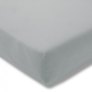 Простыня на резинке Estella 830/rauch