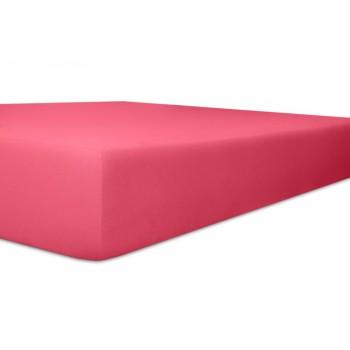 Простыня на резинке Estella 410/pink 200/200 см
