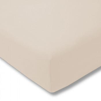 Простыня на резинке Estella 202/puder 150/200 см