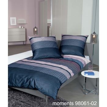 Постельное белье Janine Moments 98061 (Mako-Satin) 135/200 см