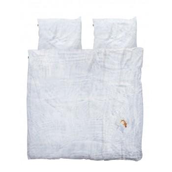 Двуспальный комплект постельного белья SNURK Рыбка Бэсси 200/220 см.