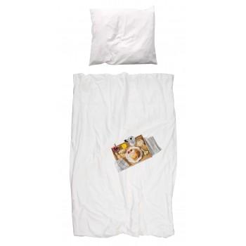 Комплект постельного белья SNURK Завтрак 150/200 см.