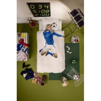 Комплект постельного белья SNURK Футболист 150/200 см.