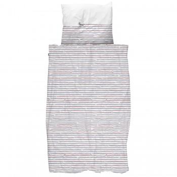 Комплект постельного белья SNURK Зубная паста 150/200 см.