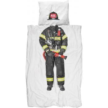 Комплект постельного белья SNURK Пожарный 150/200 см.