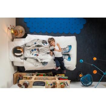 Комплект постельного белья SNURK Космонавт 150/200 см.