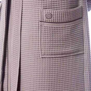 Халат мужской вафельный Bugatti 4803