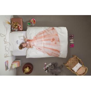 Двуспальный комплект постельного белья SNURK Принцесса 150/200 см.