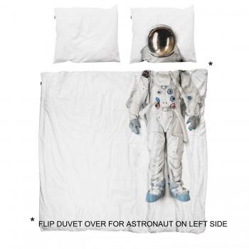 Двуспальный комплект постельного белья SNURK Космонавт 200/220 см.