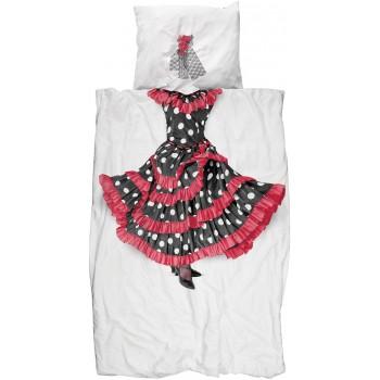 Комплект постельного белья SNURK Фламенко 150/200 см.